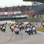 Ducati UK Race Hospitality op de British Superbikes in Assen