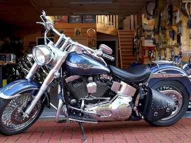 FLSTF FAT BOY FATBOY SOFTAIL