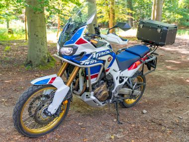 CRF 1000 ADVENTURE SPORTS DCT