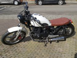 GS 450 L CAFERACER