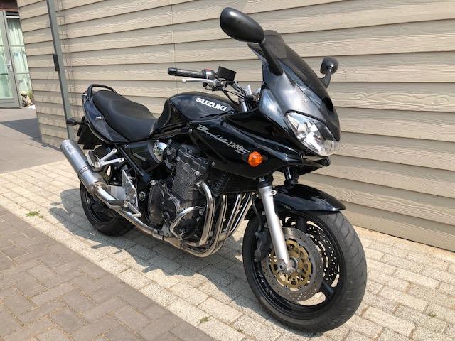 SUZUKI - GSF1200S