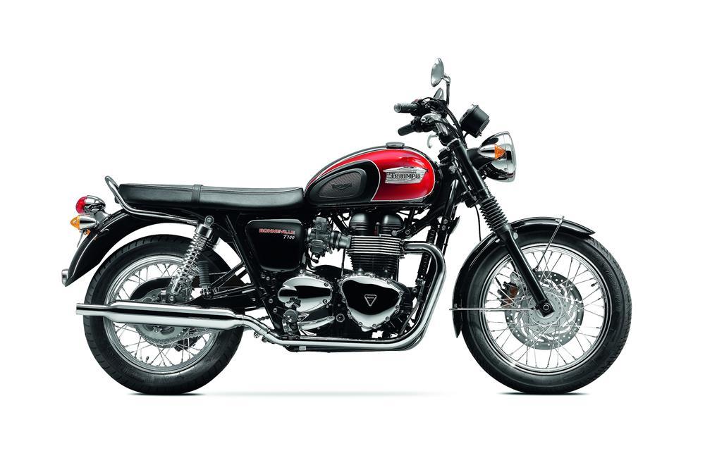 Triumph Levert Meest Stijlvolle A2 Motorfietsen Bikenet