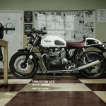 Triumph presenteert 5 special editions op Intermot