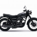 Kawasaki introduceert W800 SE Black Edition