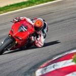 Ducati stage op circuit van Dijon – Prenois – 12 en 13 mei 2015