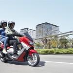 Yamaha Motor presenteert de nieuwe NMAX, een ware revolutie!