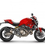 Ducati Monster Stripe: sporting soul