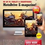 MotoDrive E-magazine