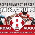 Motor Centrum West presenteert: Custom & Cruiserdag 8 augustus