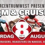 Motor Centrum West presenteert: Custom & Cruiserdag 8 augustus