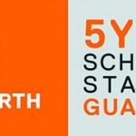 Vijf jaar garantie van Schuberth