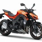 Nieuwe kleuren voor Kawasaki Z1000