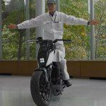 Balansact van Honda