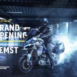 Grand Opening MotorKledingCenter Zemst 25 & 26 maart 2017