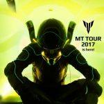 Yamaha Dark Side of Japan MT Tour