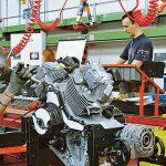 Verkoop Ducati van de baan