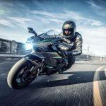 Nieuwe Kawasaki H2 met 231 pk!