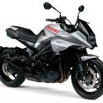 Suzuki trekt doek van nieuwe Katana
