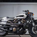 Toch nieuwe Harley in de pijplijn?