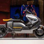 Nieuwe elektrische BMW